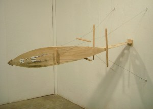 Stability, Wood, Turnbuckles, Cable, 2012